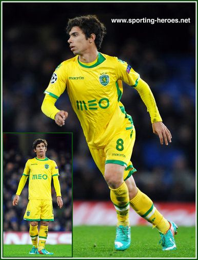 Andre MARTINS - Sporting Clube De Portugal - 2014/15 UEFA Champions League matches.