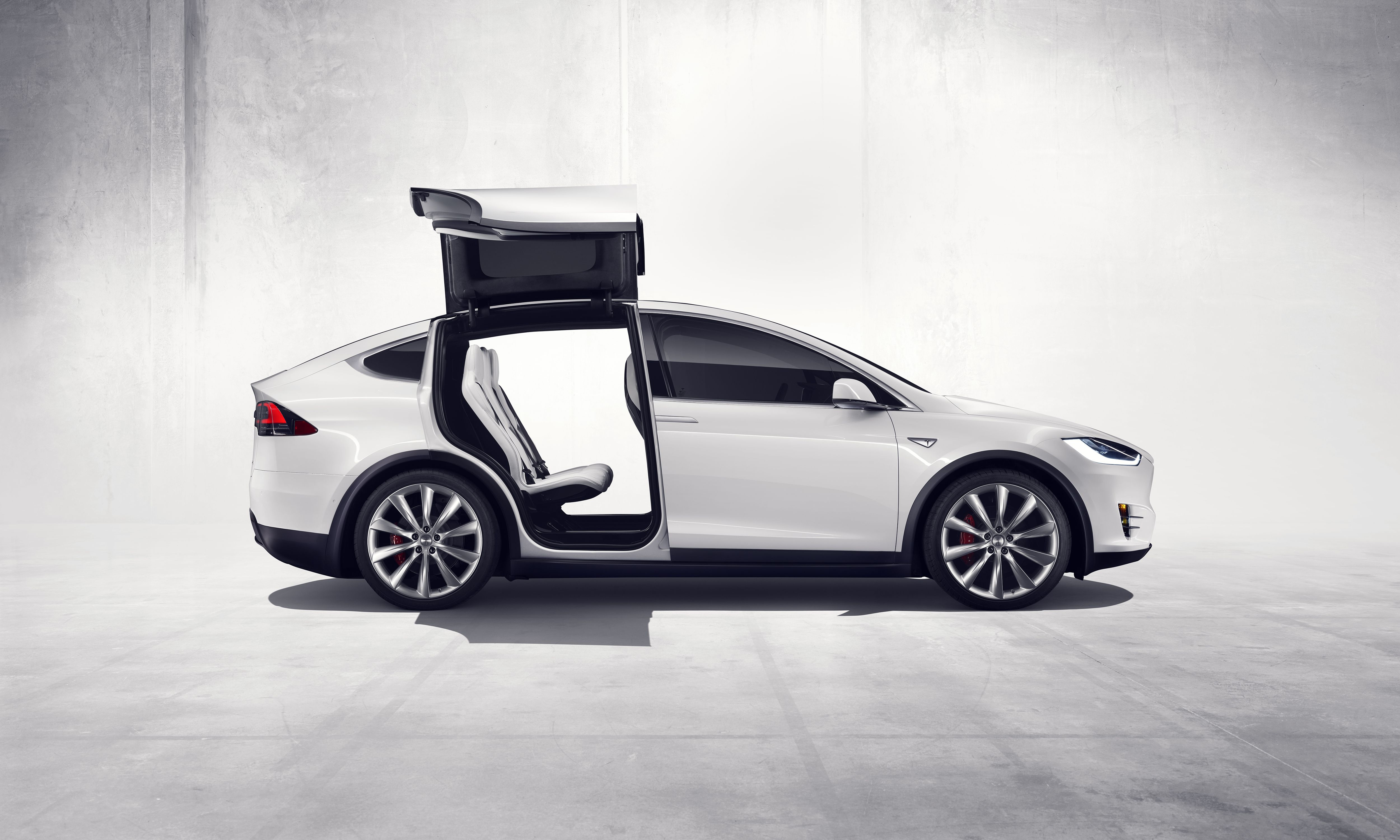 Tesla Takes German Parts Supplier To Court Over Delays In Developing Those Famous Model X Falcon Wing Doors Tesla Model X Tesla Model Tesla X
