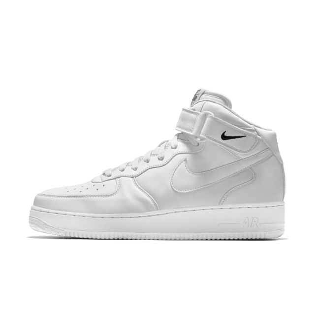 Nike Air Force 1 Mid iD Womens Shoe Size 7.5 . 4de178871