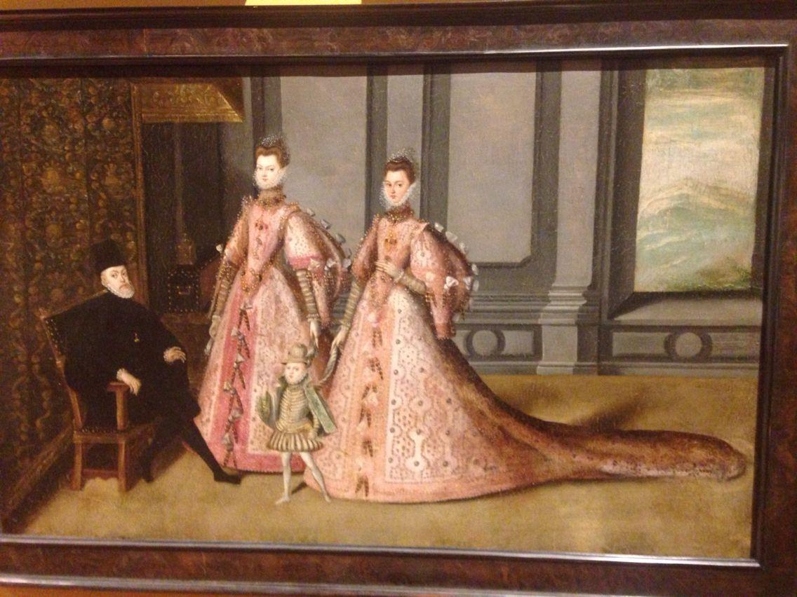 Daniela B  La Familia de Felipe II  Autor Desconocido