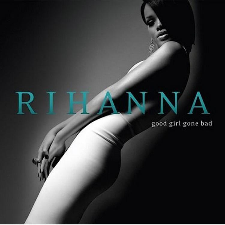 Rihanna Good Girl Gone Bad On Vinyl Lp In 2020 Good Girl Gone