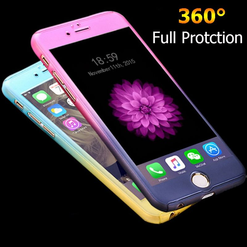 Luxury 360 Degree Full Body Protection Cases For iPhone 6 For ...