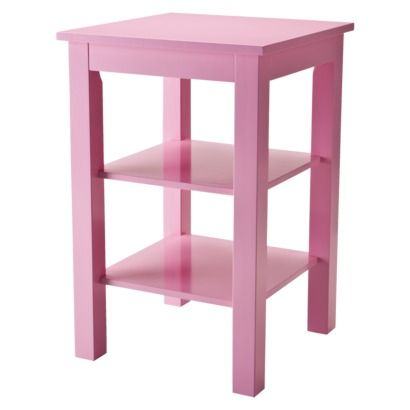 High Quality Circo® Chloe U0026 Conner Kidu0027s Accent Table   Fairytale Pink.Opens In A New