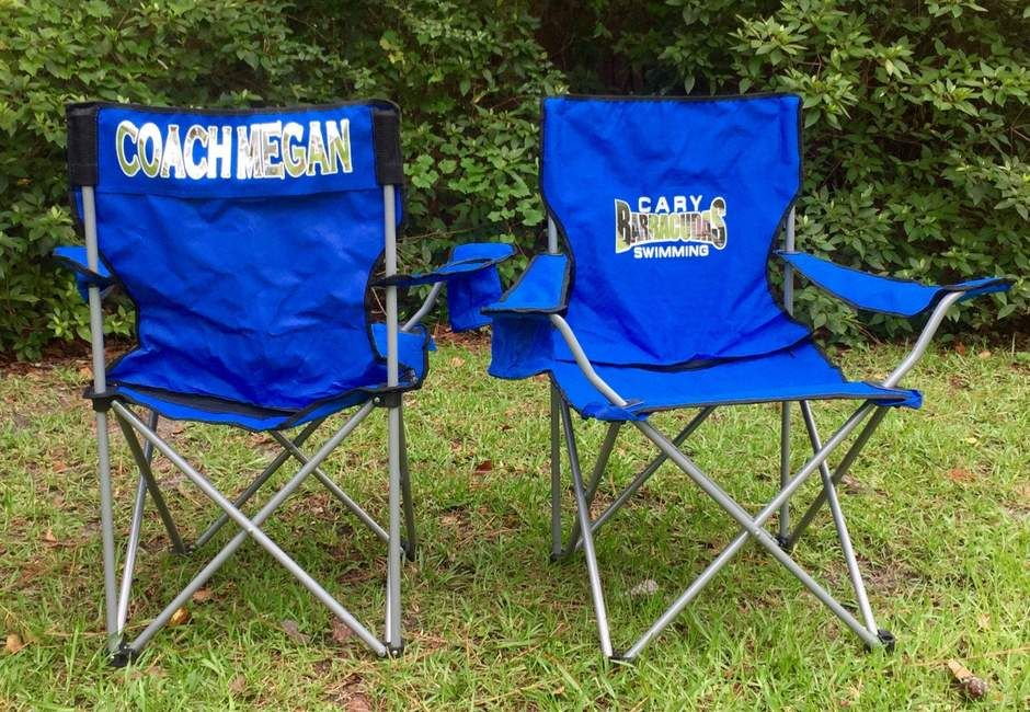 Custom Folding Chair Personalized Chair Groomsman Gift Camping