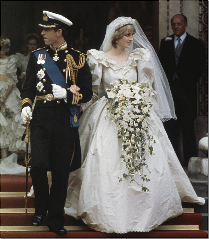 Beverly Hills Renovation Wedding dresses, Lady diana
