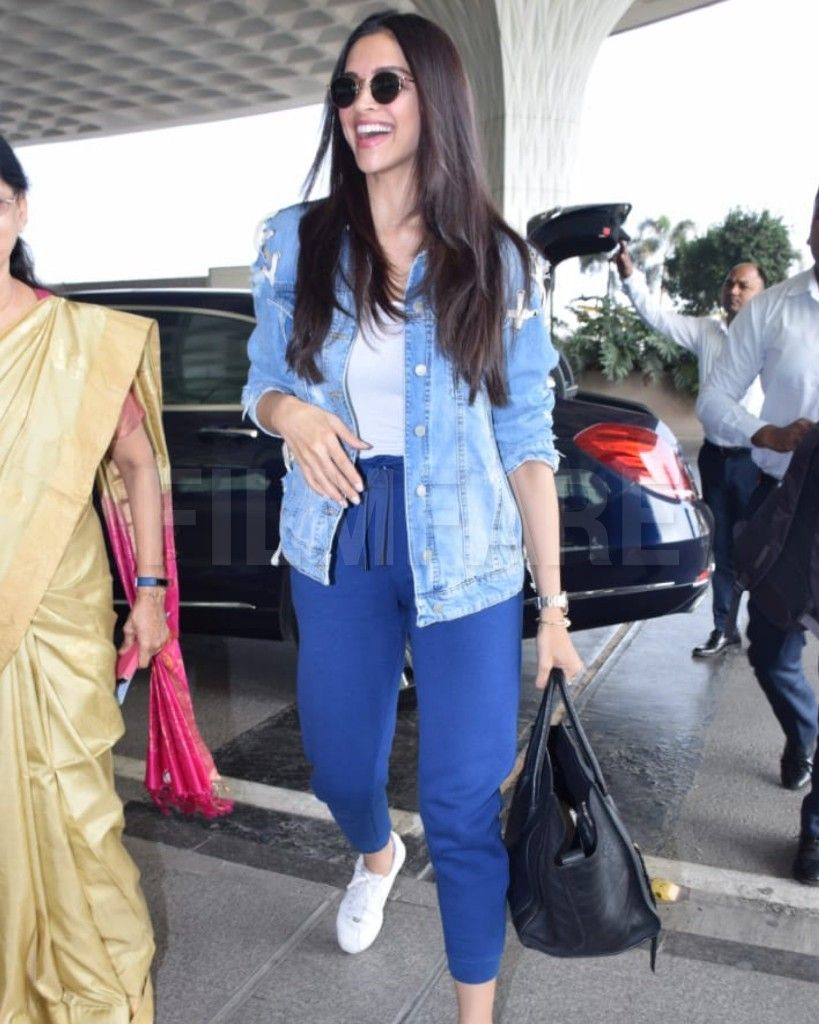 Pin by Lovely on Queen Deepika Padukone | Fashion, Denim ...