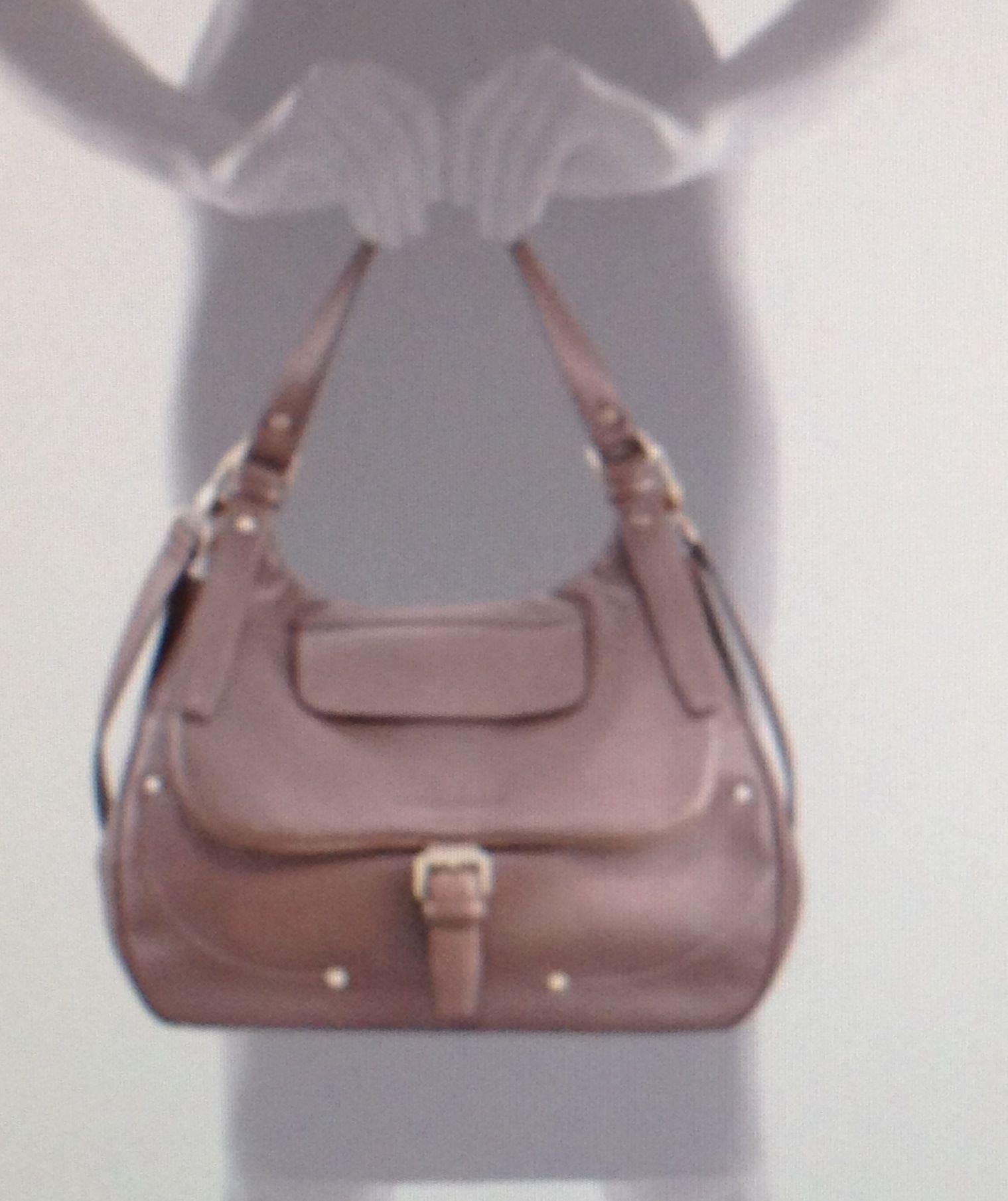 1469a5fad Longchamp Balzane Hobo Taupe $850.00   Michael Kors Hamilton Ostrich ...