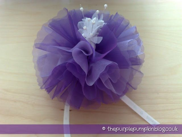~Purple Wedding Favours at The Purple Pumpkin Blog~