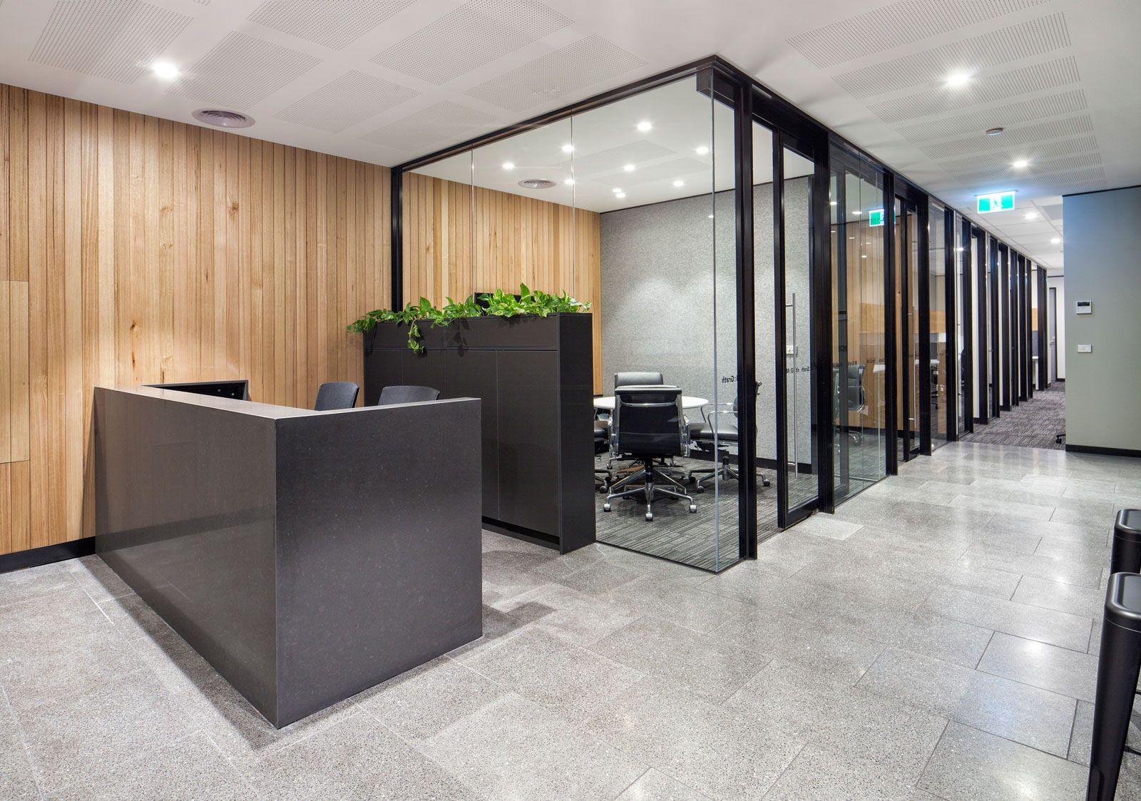 Office Tour Mcgrath Offices Mount Waverly Modern Office Design Modern Office Space Lawyer Office Interior