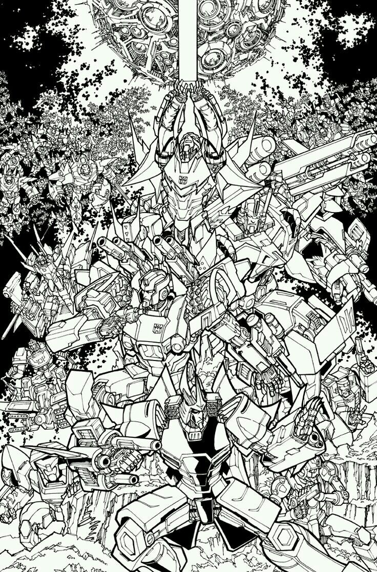 Pin by Peter Bloome on Starscream and the Autobots