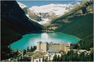 Lake Louise Parques Nacionales Lugares Para Ir Lugares Increibles