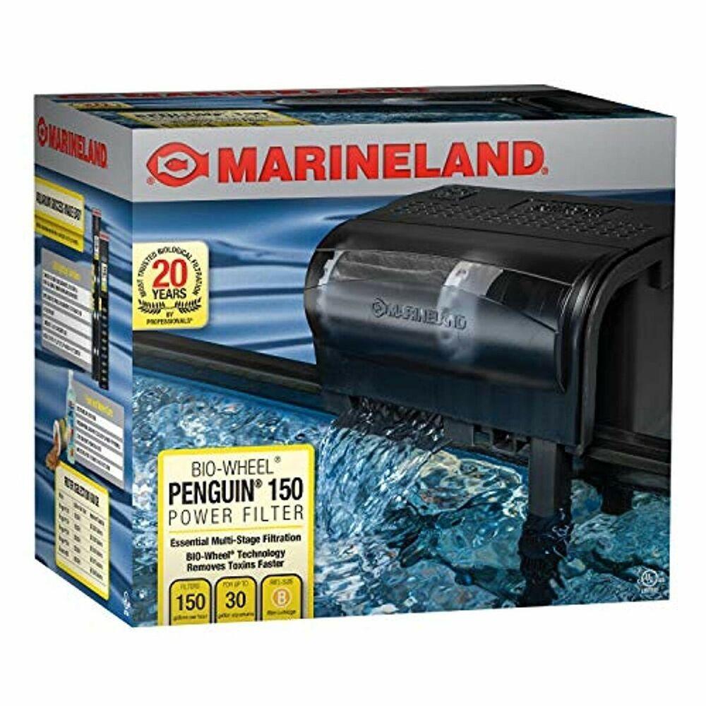 Details about Marineland Penguin Power Aquarium Filter 20