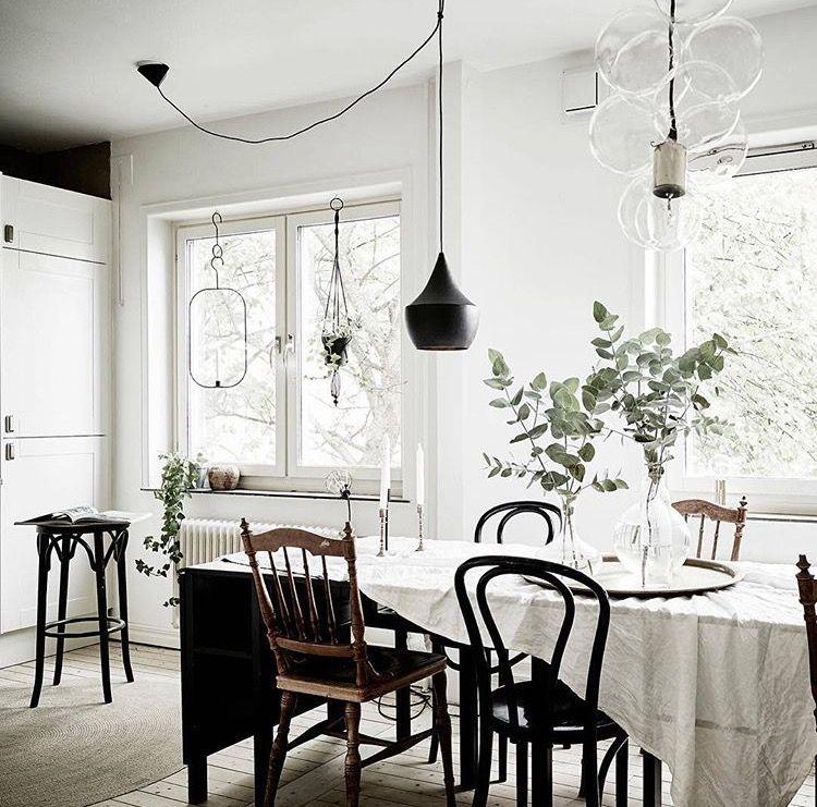 Best Scandinavian Decor Mix And Match Dining Room Decor 400 x 300
