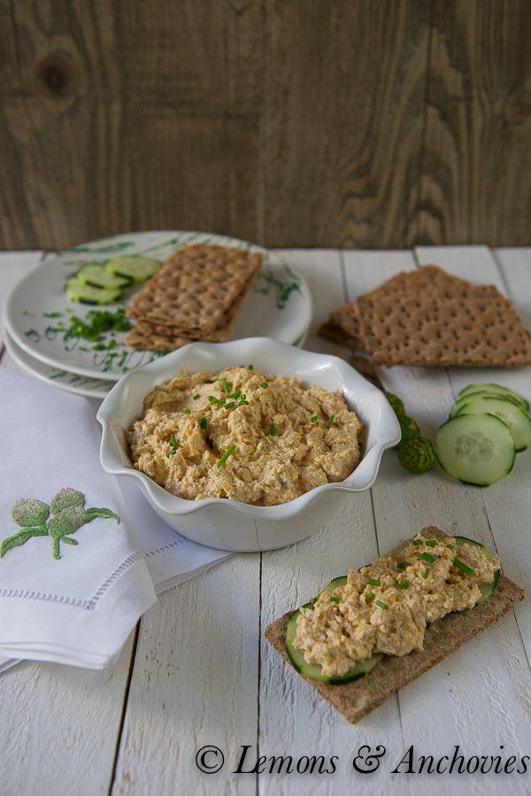 Artichoke, Cheddar, Chipotle Spread   Lemons & Anchovies Blog