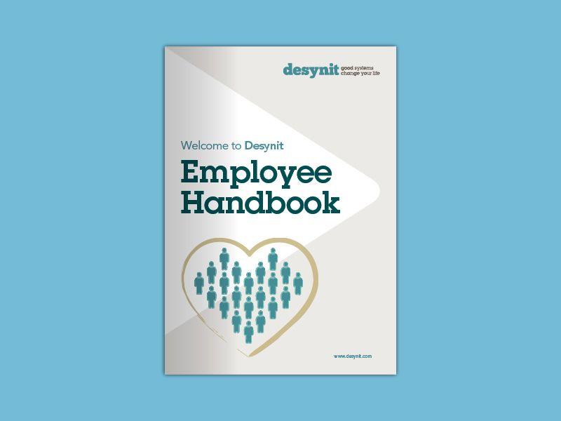 image result for employee handbook design ideas