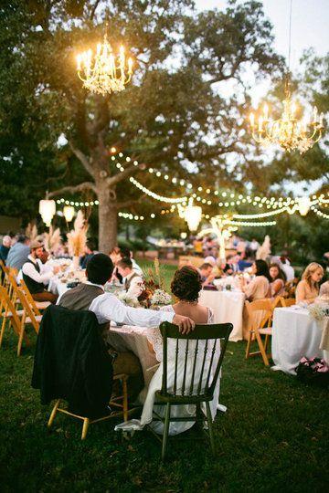 Celebration Inspiration: Beautiful Backyard Weddings ...