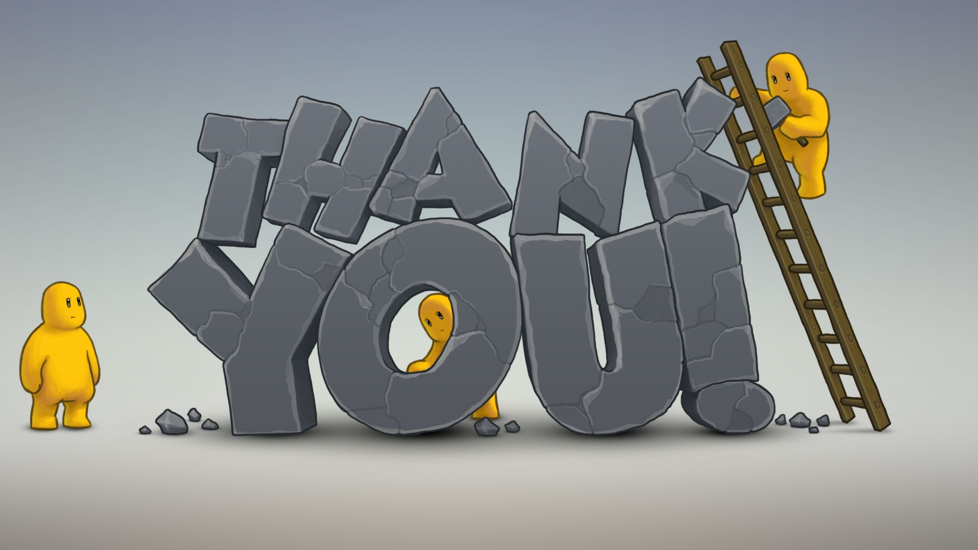3d Thank You Desktop Hd Wallpaper Ideas For The House Thank You