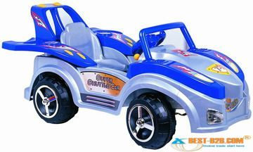 Harimoto motors, china new car with three tires in white   Battery Powered Toy Motorbikes and Cars
