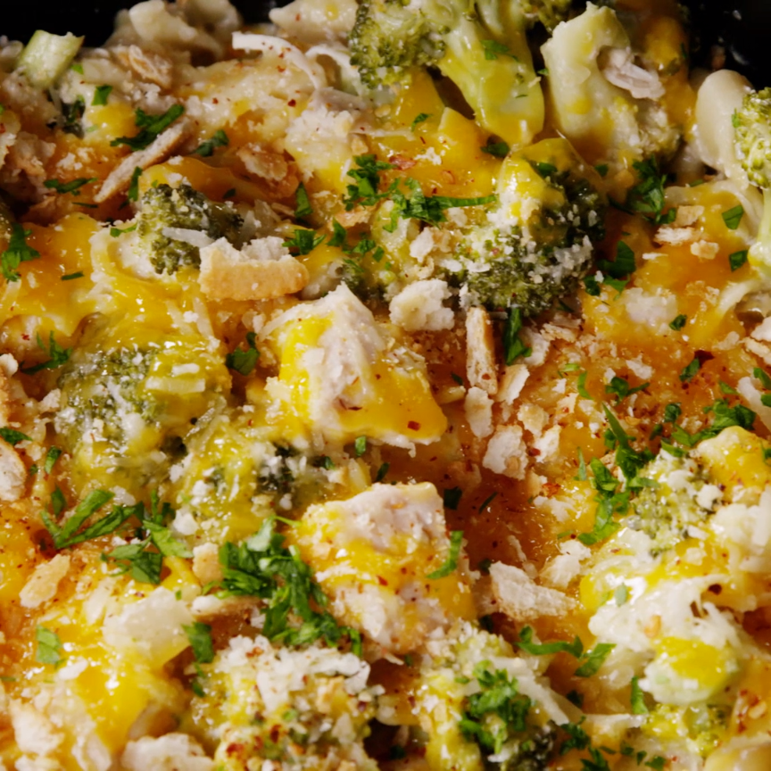 Photo of Crock-Pot Broccoli Cheddar Chicken Casserole = Your New Go-To Fall Dinner