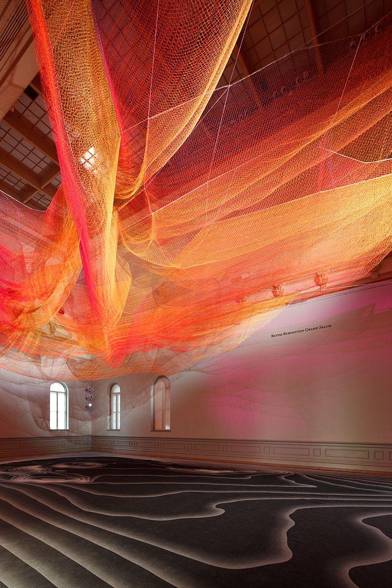 Janet Echelman - WONDER Online Gallery | Renwick Gallery ...