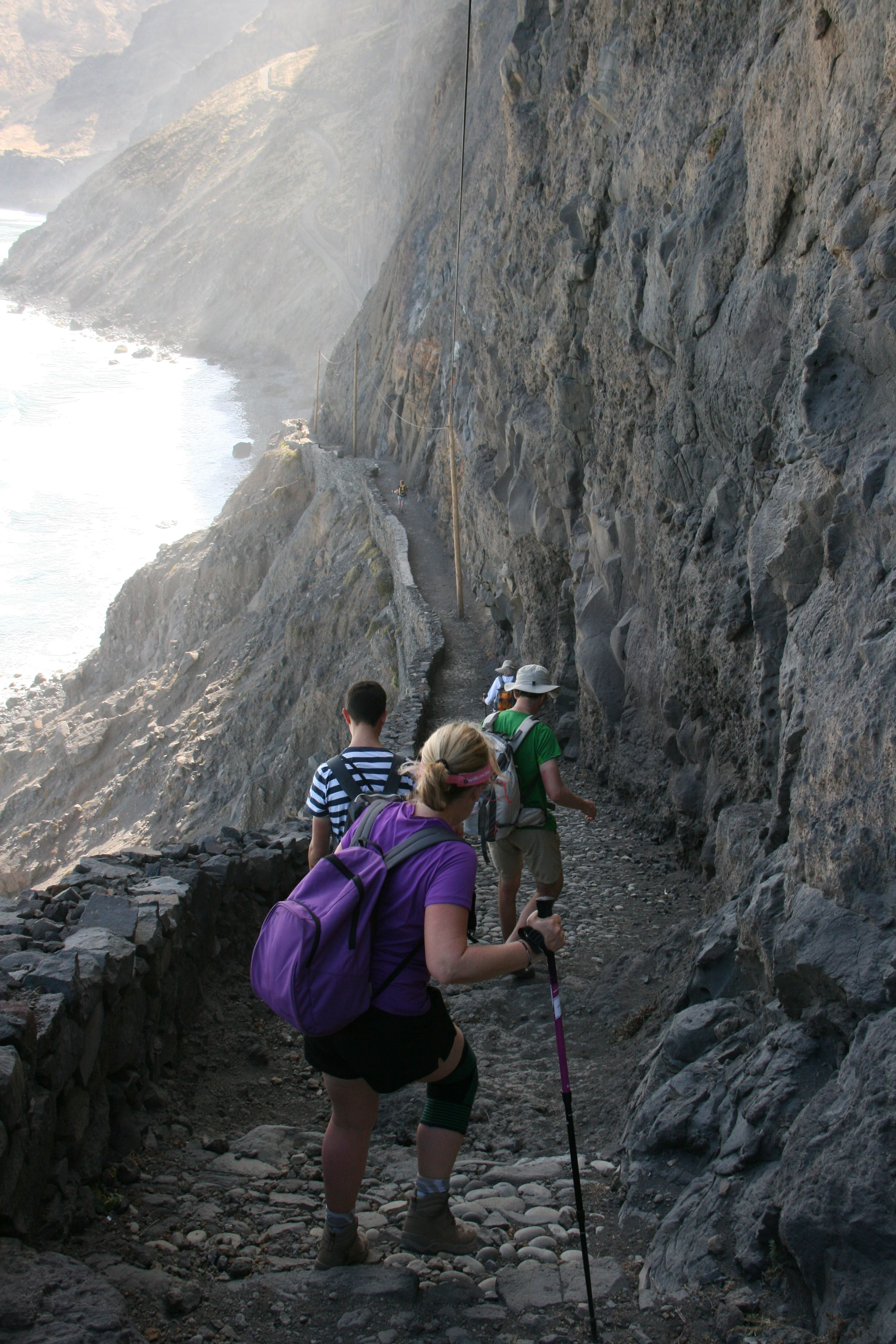 Hiking In Sao Antao Capeverde Teamfunana Hiking Eiland