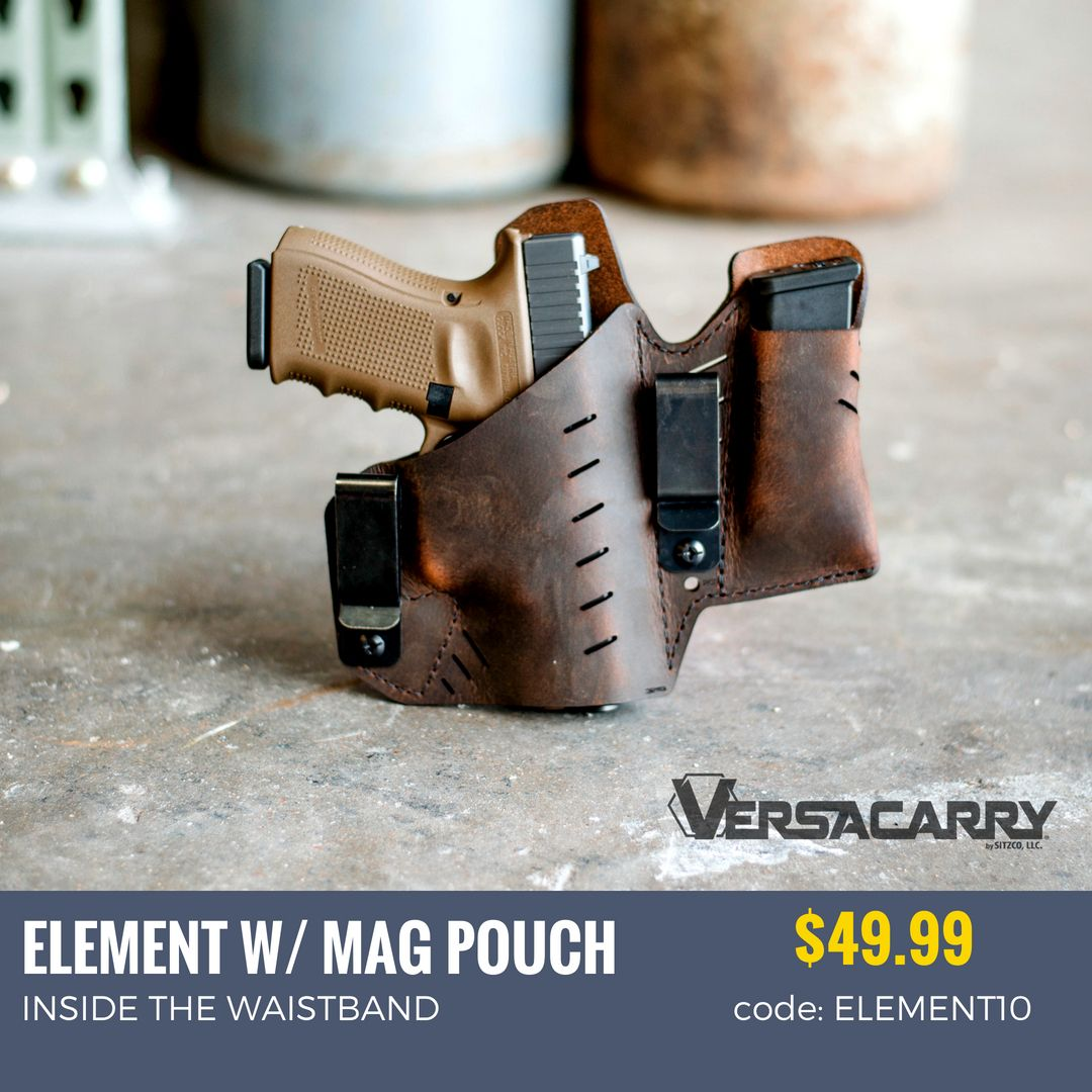 Element W Mag Pouch Holster Distressed Brown In 2020 Mag