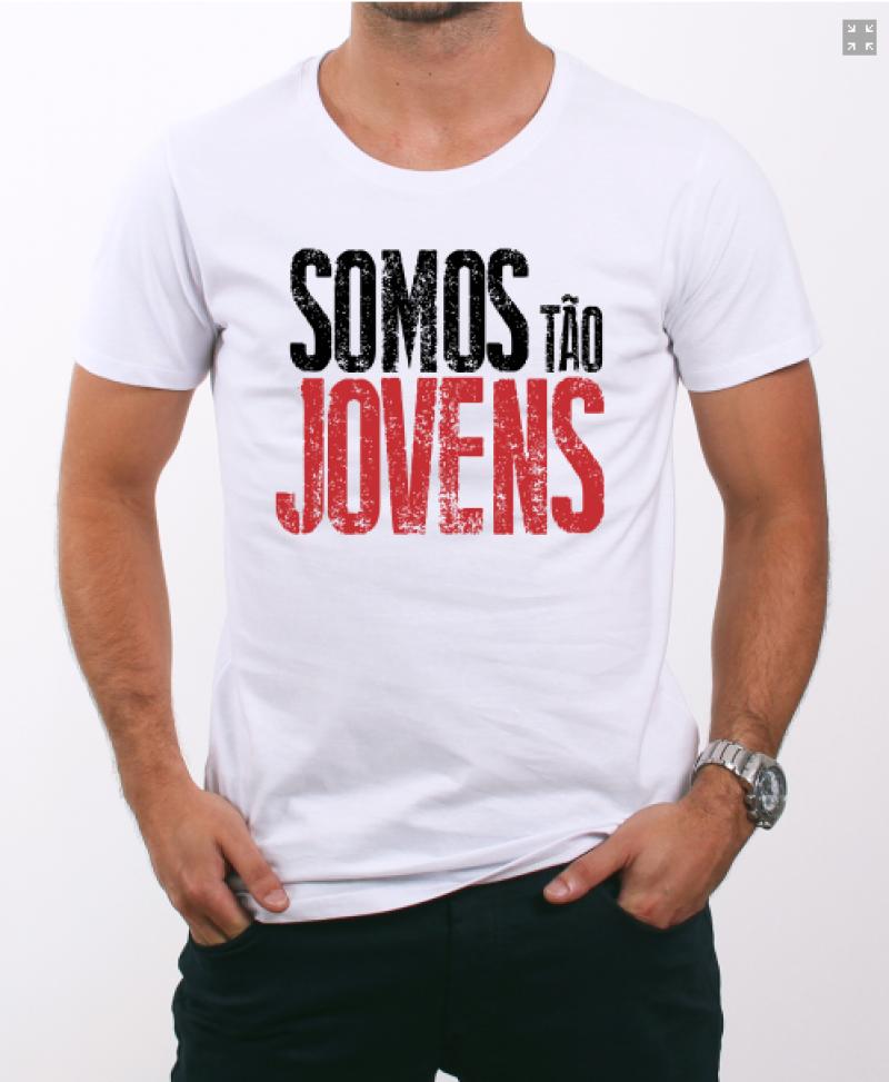 Camiseta 000331 Por R$29,90