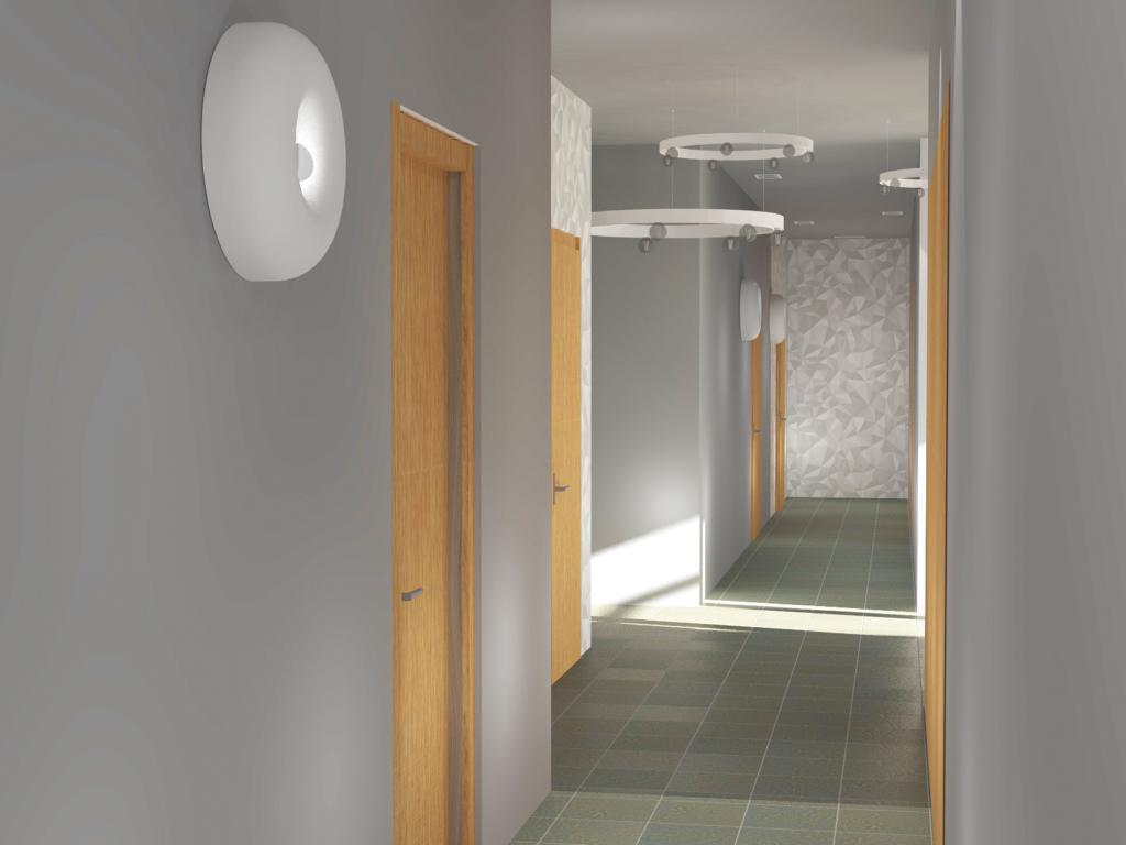 Entrée Decoration Interieur décoration intérieur strasbourg hall d'entrée immeuble | studio fan