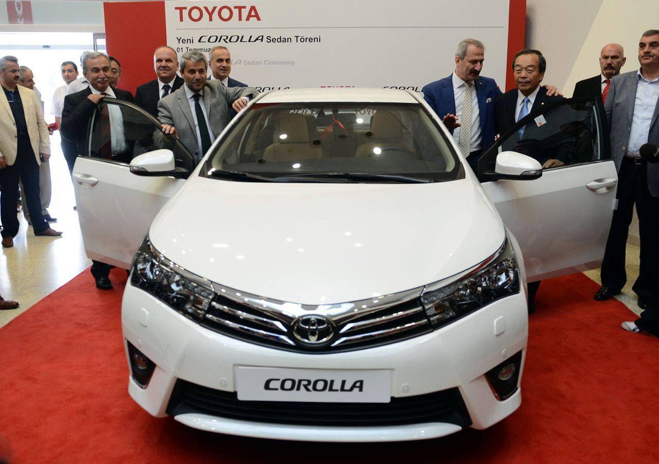 satılık toyota corolla 1.4 terra İhtİyaÇtan satilik sedan - 47100
