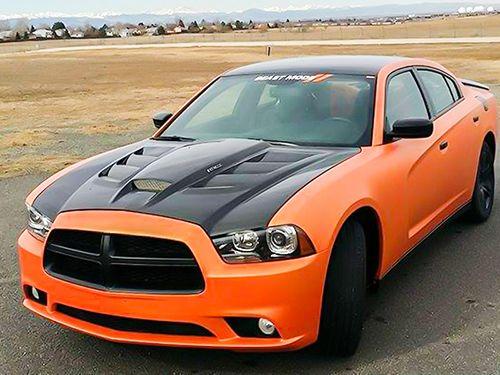 Dodge Charger Sniper Hood 2011 2014 Dodge Charger Dodge 2013 Dodge Charger