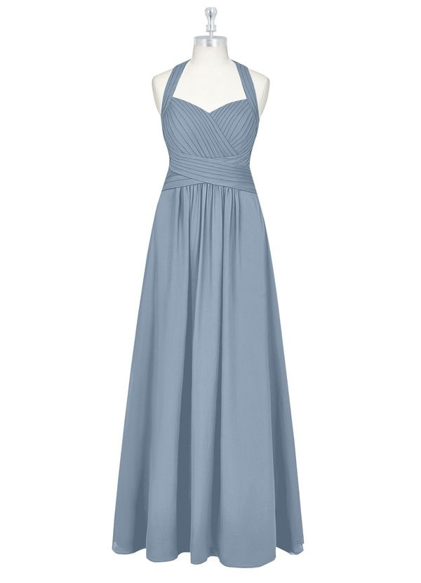 430b0ed7b9 Looking for something sophisticated and polished  Claudia is the style for  you.  Bridesmaid  Wedding  CustomDresses  AZAZIE .