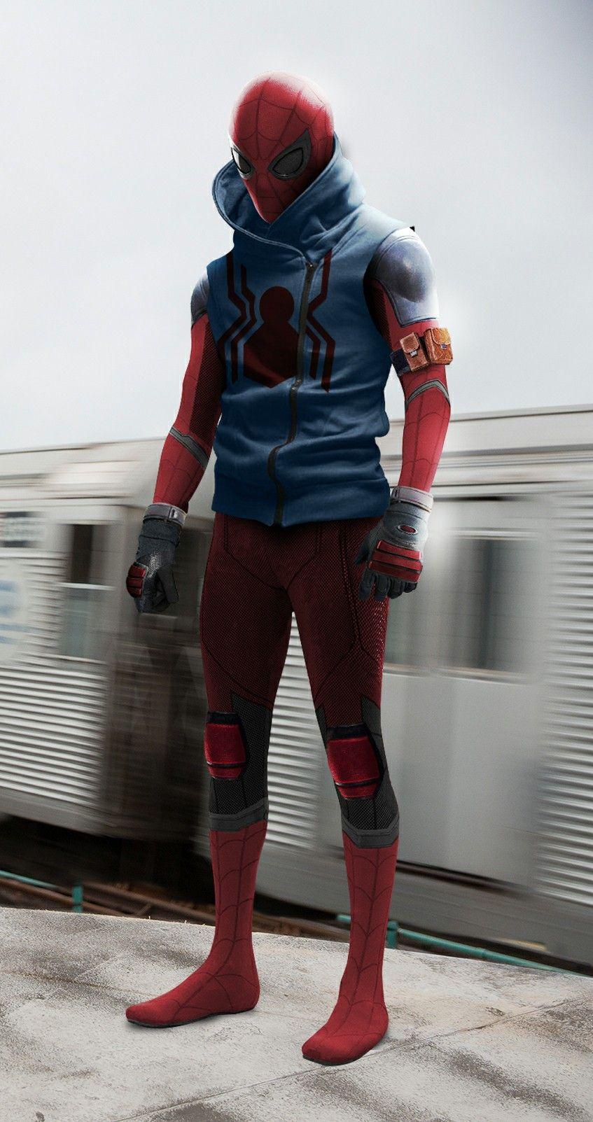 Miglior regalo LEGGENDE SPIDER-MAN BLACK SYMBIOTE Tuta Loose Action Figure