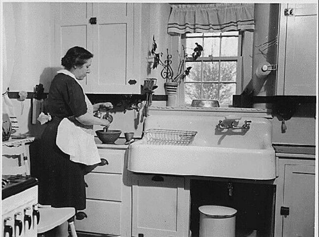 Why Your Kitchen Looks the Way It Looks | Historic Homemaking ...