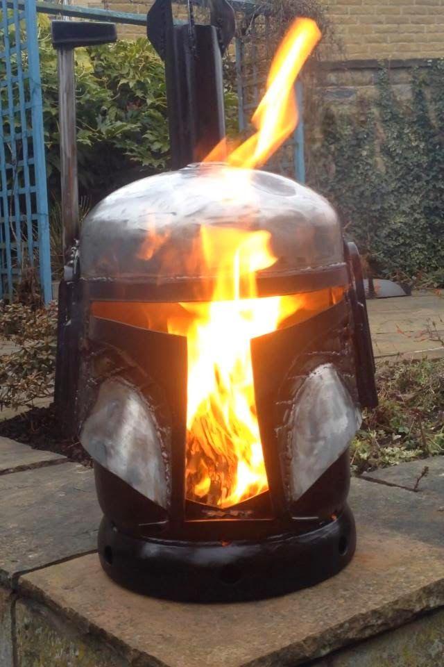 boba fett campfire | My Backyard | Pinterest | Boba fett ...