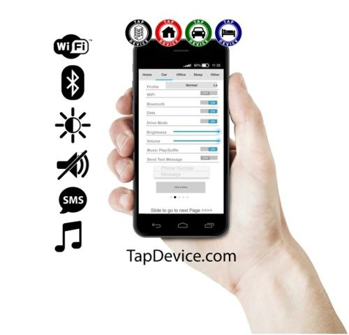 The World's First NFC Tag That Gives Users Complete