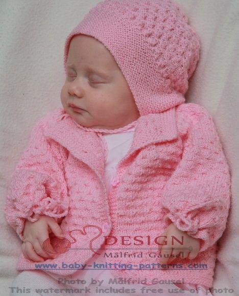 Free baby knitting patterns | free knitting pattern baby | Crochet ...