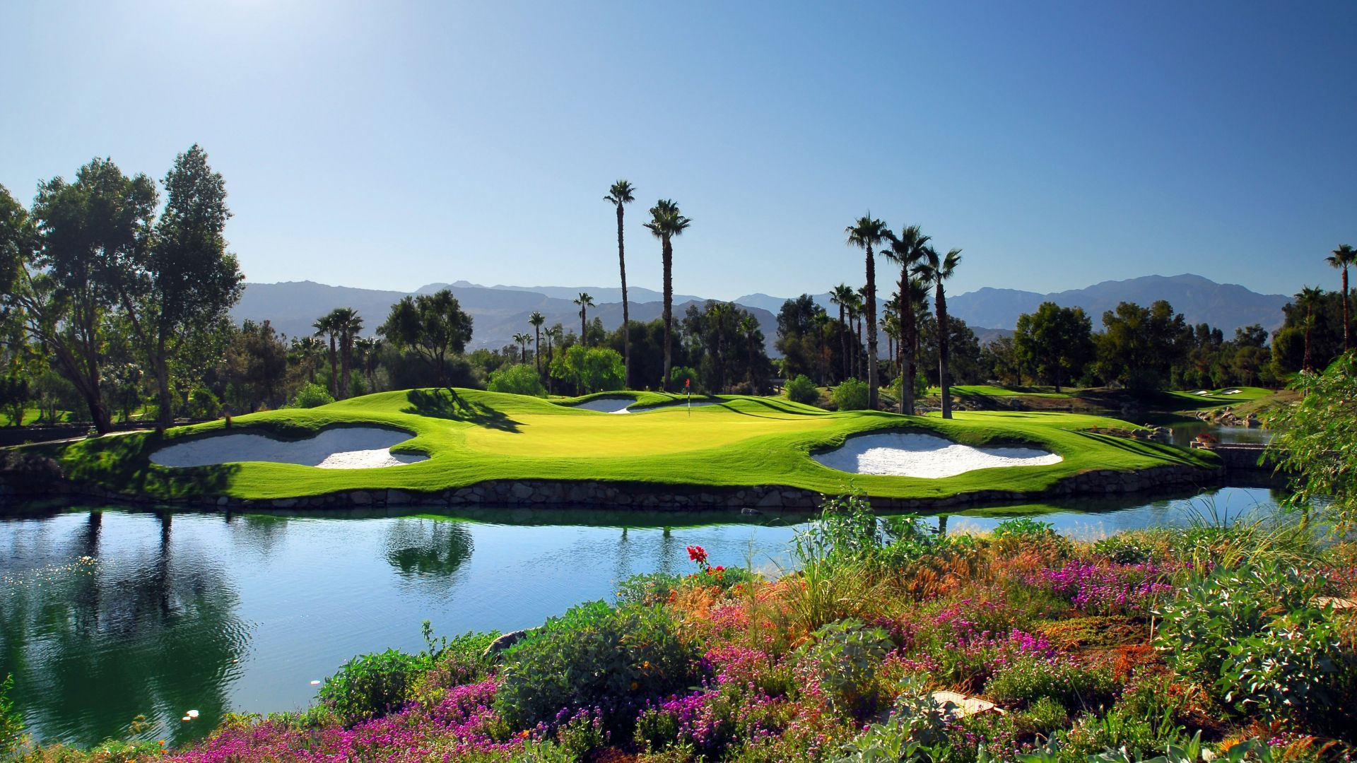 Stunning Golf Course Wallpaper In 1920x1080 Resolution Golf Courses Golf Resort Family Resorts