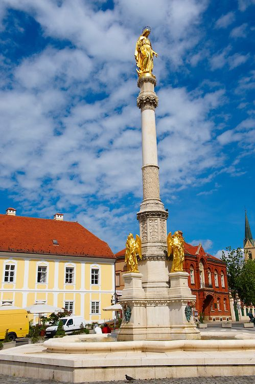 Zagreb Croatia Travel Photos Pictures Available As Stock Photos Pictures Images Also To Download As Photo Art Prints Ph Zagreb Croatia Zagreb Croatia