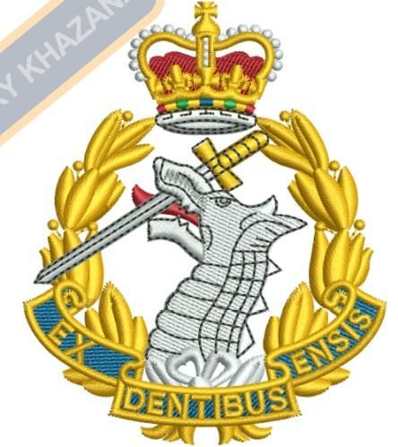 Am0202 British Army Military Embroidery Designs Pinterest