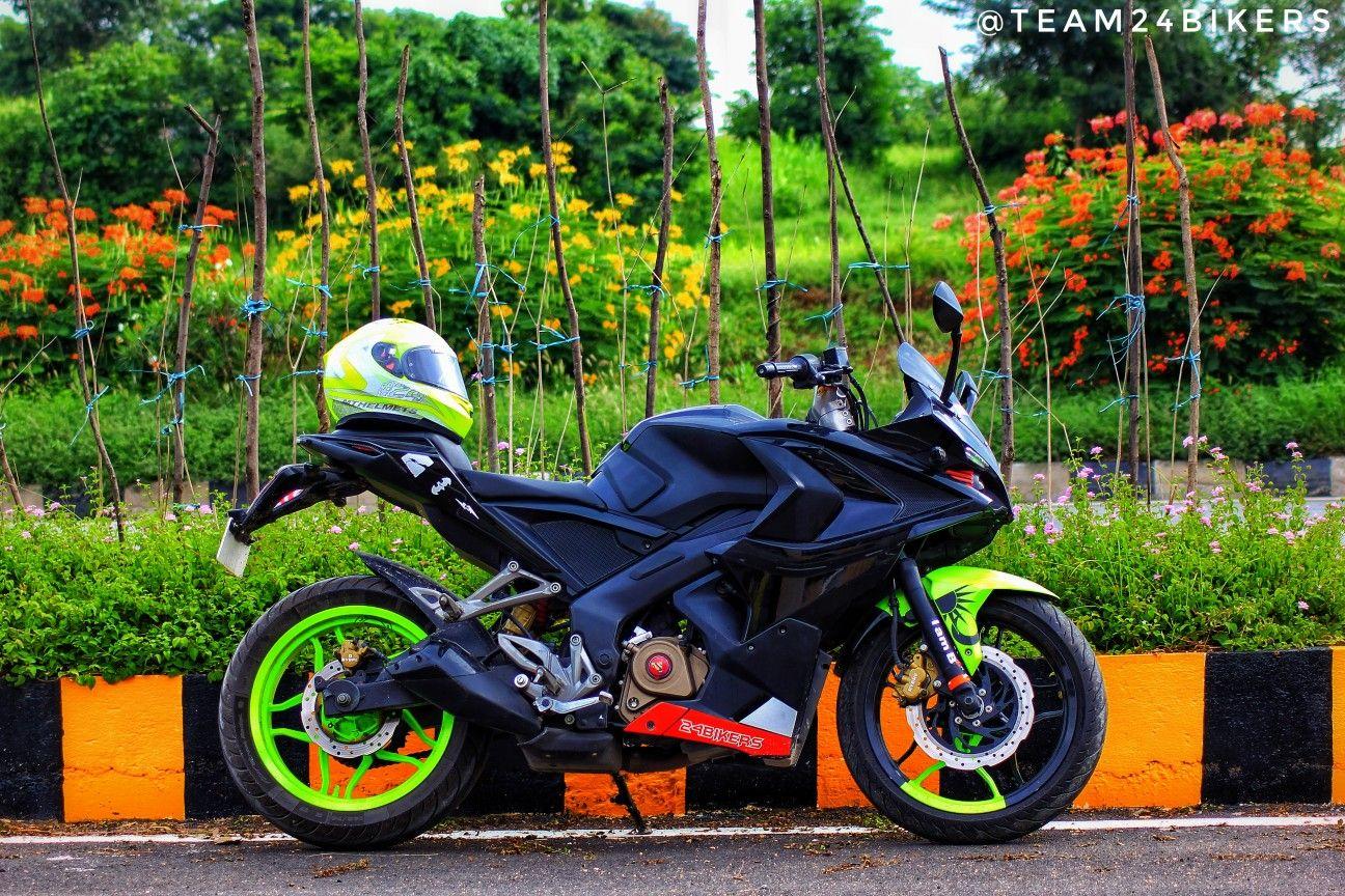 Bajaj Rs200 Modified Team24bikers Mujju24pictures Krishnagiri