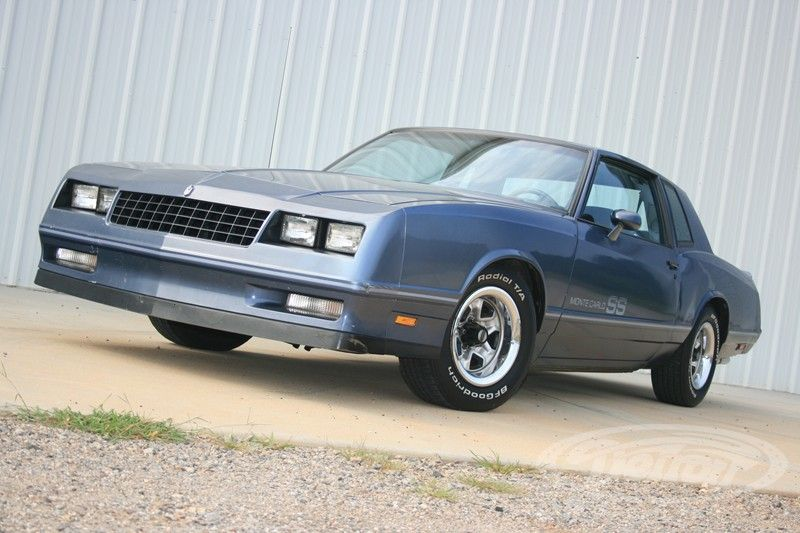 The DSE 1984 Monte Carlo is owned by Detroit Speed and is