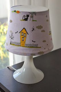lampenschirm beziehen naddbo kinderzimmer lampenschirm beziehen n hen und lampen. Black Bedroom Furniture Sets. Home Design Ideas