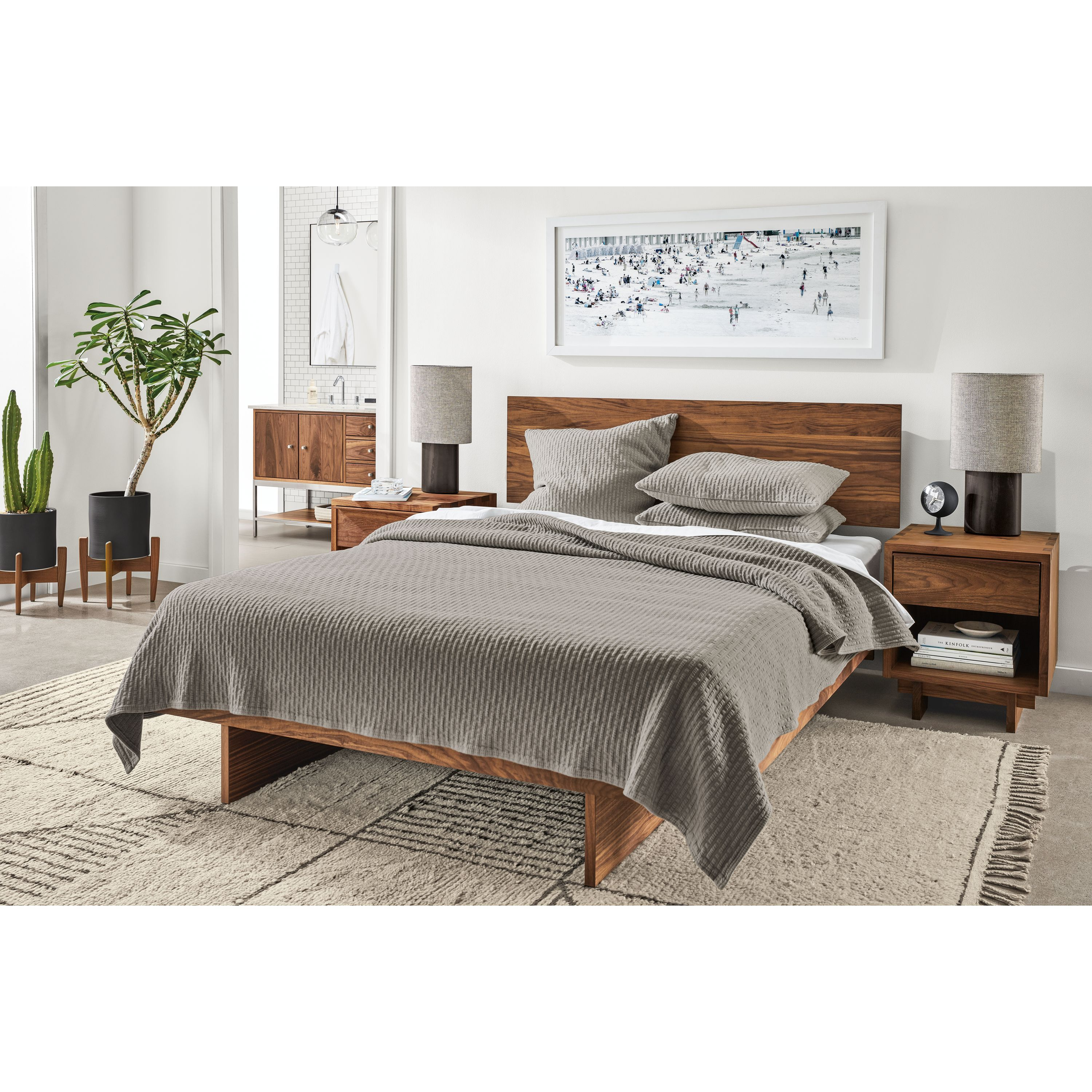 Photo of Room & Board –  Anton Beds – Modern & Contemporary Beds – Modern Bedroom Furniture