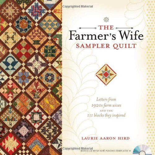 Bestseller books online The Farmer's Wife Sampler Quilt: Letters ... : quilting books australia - Adamdwight.com