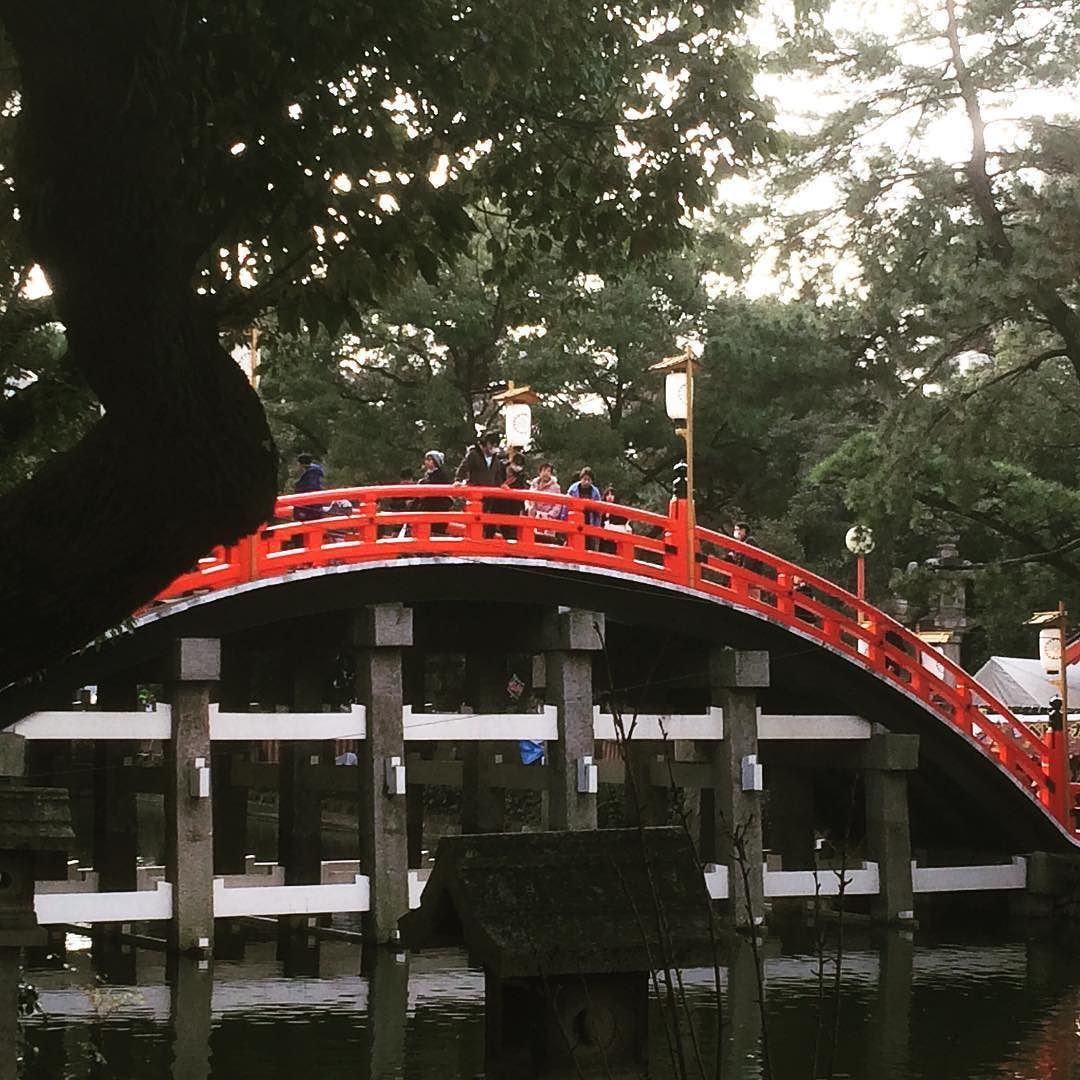Sumiyoshi shrine #japan #calm #peaceful