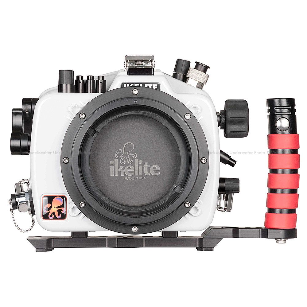 200dlm A Underwater Housing For Canon Eos M10 Mirrorless Cameras Underwater Camera Canon Eos M10 Mirrorless Camera