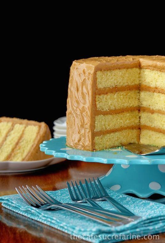 Best Caramel Cake Recipe Caramel Cake and Recipes
