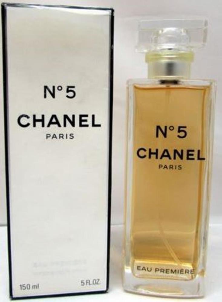 Chanel No5 Eau Premiere For Women Eau De Parfum 5oz 150 Ml Nib No