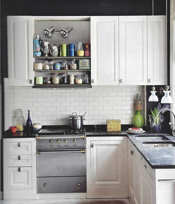 credence tile carrelage metro carrelage pinterest. Black Bedroom Furniture Sets. Home Design Ideas