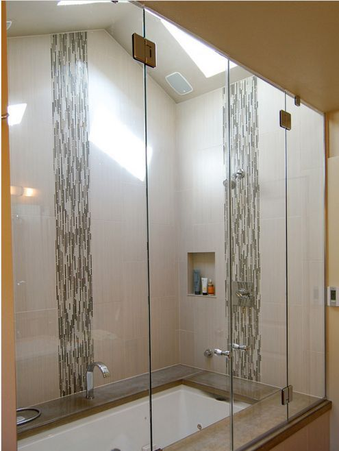 Images Vertical Subway Tiles Bathroom